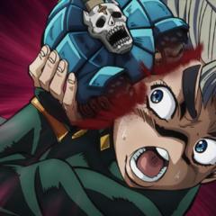 Sheer Heart Attacks attacks Koichi.