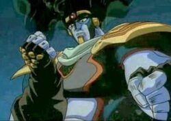 Star Platinum OVA