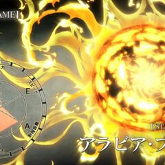 Sun's stats in the anime