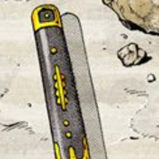 The sword while in Chaka's possession