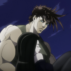 Lisa Lisa is saved by Joseph