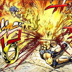 Wamuu defeated by <a href=
