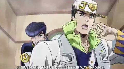 「ENG Sub」JoJo`s Bizarre Adventure Diamond is Unbreakable HD PV 2 (All Scenes)