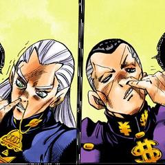 Imitating Okuyasu