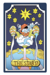 JoJo Tarot 17 - The Star