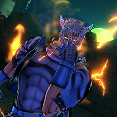 Caesar in JoJo's Bizarre Adventure: Eyes of Heaven PS3/PS4