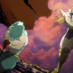 Kars prepares to kill Joseph
