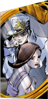 Jotaro and Wife