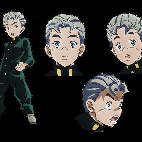 Key art of Koichi for the <a href=