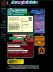CompleatBellairs screenshot 1999