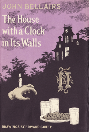 The House with a Clock in its Walls John Bellairs Wiki FANDOM