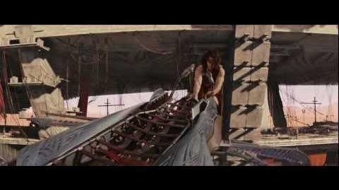 "John Carter ""Woola Will Follow You Anywhere"" Extended Clip"