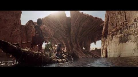 John Carter Official Movie Trailer 2
