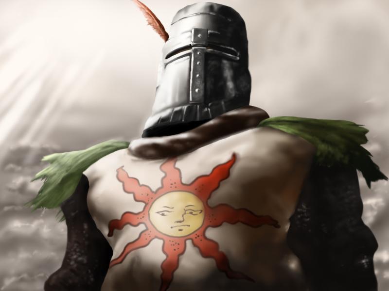Solaire of Astora | Joke Battles Wikia | Fandom powered by ...