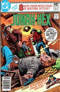 Jonah Hex v.1 40