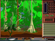 3mm biosphere rainforest