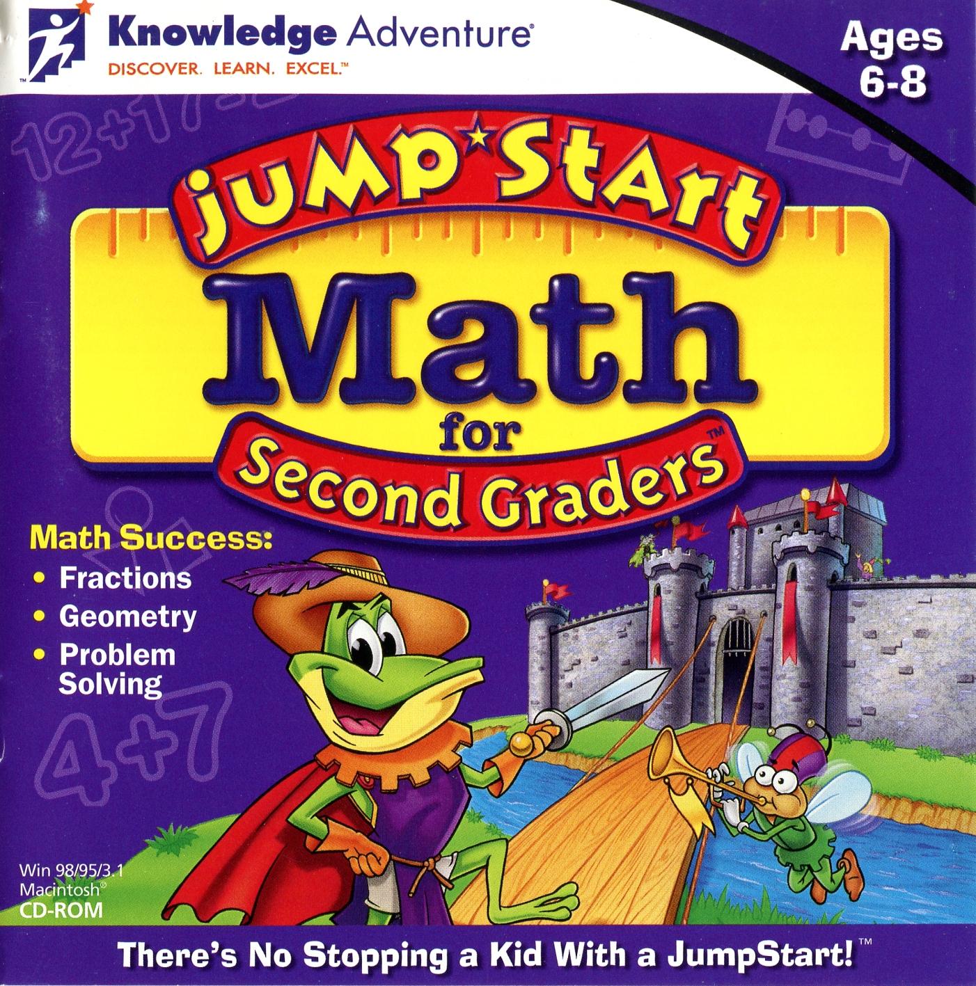 Jumpstart 1st Grade 95 Kids Software Ages 5 7 Daymamarris Diary
