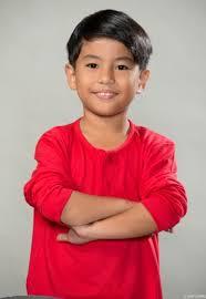 Juan as a Child