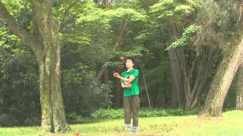 Capybara ~cross-armed tricks~