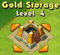 Gold Storage Lvl 4