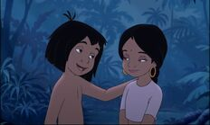 Mowgli and Shanti are both Best friends for perfect life