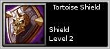 Tortoise Shield quick short