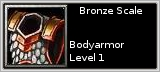 Bronze Scale quick short