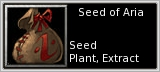 Aria seed quick short