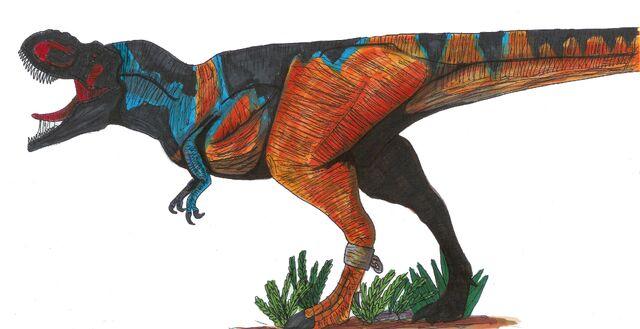 File:Jp Omega T Rex by hellraptor.jpg