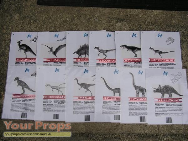 File:Jurassic-Park-2-The-Lost-World-Ingen-Dinosaur-Info-Sheets-2.jpg