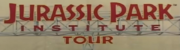 Jurassic Park Institute tour logo