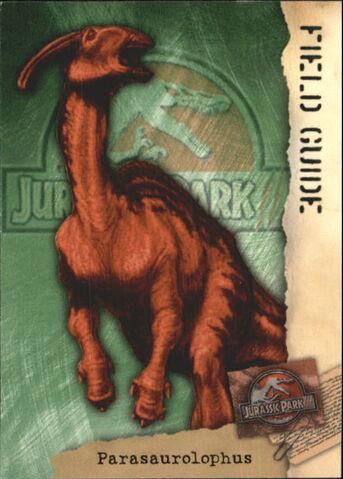File:2001 Jurassic Park III 3-D 70 Parasaurolophus front.jpg