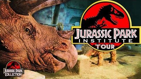 Jurassic Park Institute Tour-1