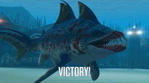 Edestus Jurassic World The Game tournament creature