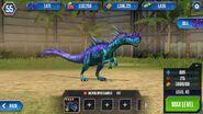 Monolophosaurs by wolvesanddogs23-d97pbhm