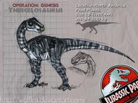 JPOG Thescelosaurus
