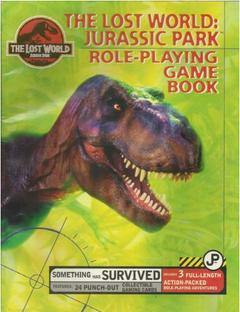 TLW RPG book