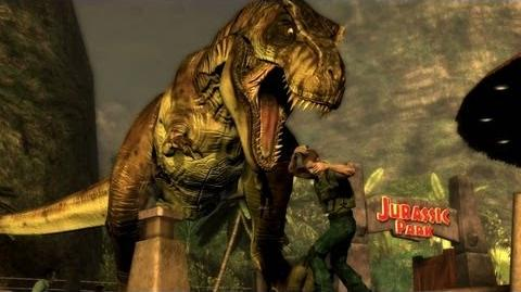 Jurassic Park The Game - Behind the Scenes Trailer