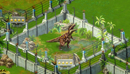 Level 40 Allosaurus