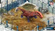 Jurassic Park Builder Manlania