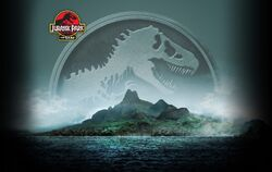 Isla Nublar game
