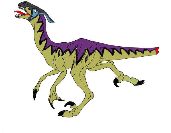 File:Paradeinonychus by FreddyJasonV.jpg