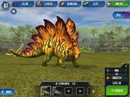Stegosaurus 2S