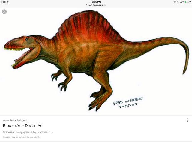 File:Spinosaurus aegypticus.png