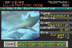 124 - eurhinosaurus
