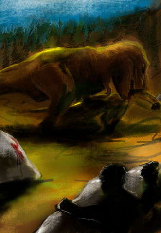 File:Jurassic Park Illustration1 by Stomac.jpg