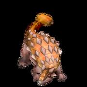 Ankylosaurus-Render