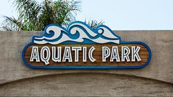 Aquatic-park-sign