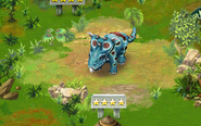 Level 40 Pachyrhinosaurus