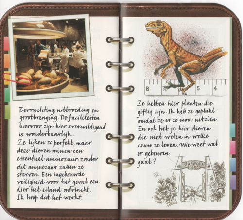 Fossil Booklet 6